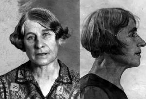 Sarah Louise Cawthrope Northcott 1869 Ontario, Canada - Nov 21, 1944 California, USA