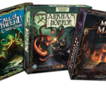 All the evil Lovecraftian games!