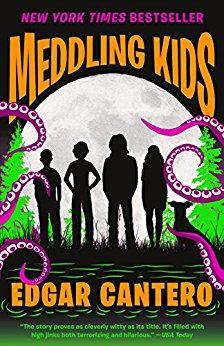 Meddling Kids by Edgar Cangtero