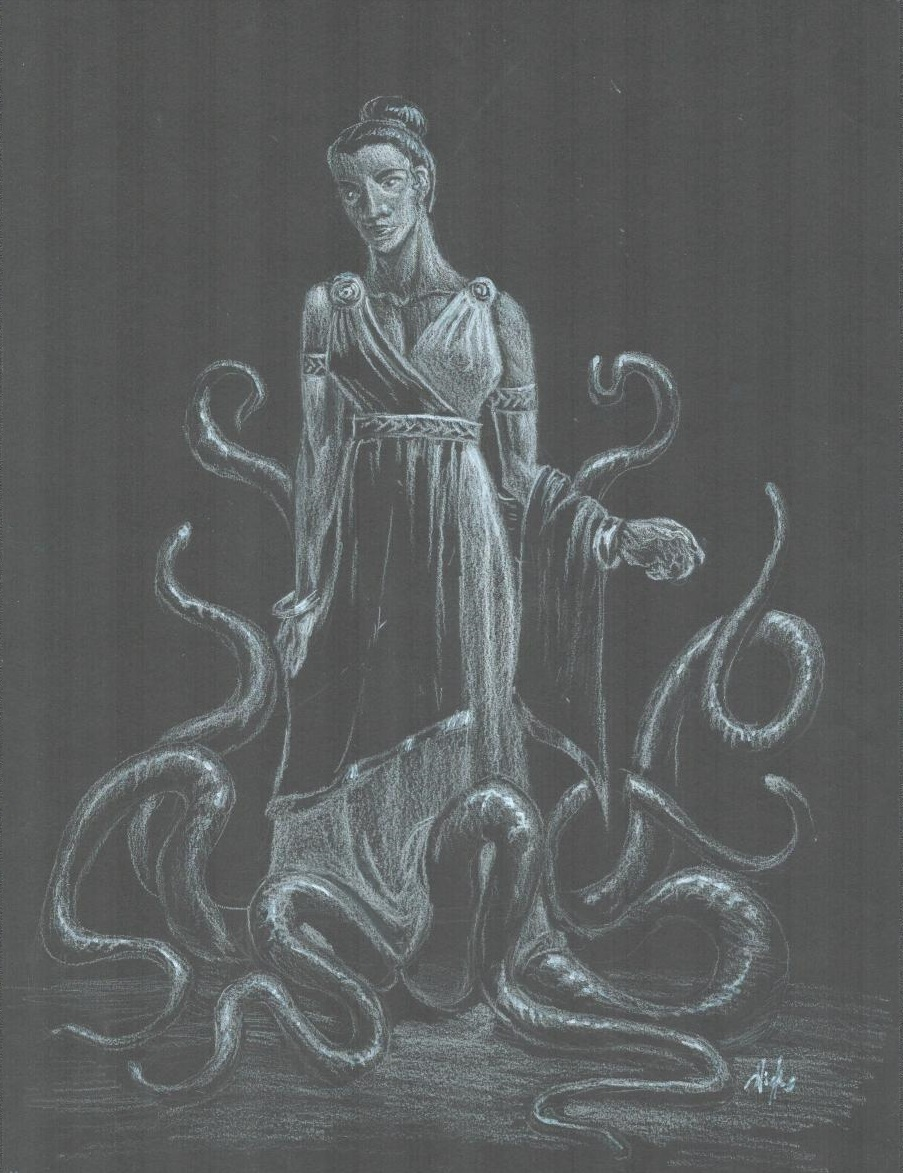 Blessed of Hydra